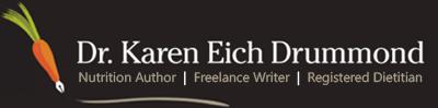 Dr. Karen Eich Drummond, RDN, LDN