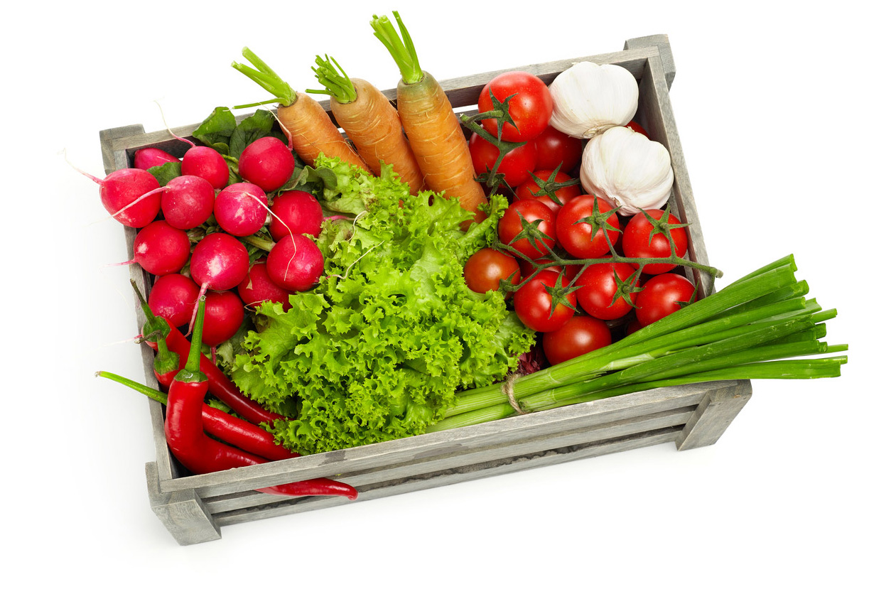 Vegetables:  Raw or Cooked?